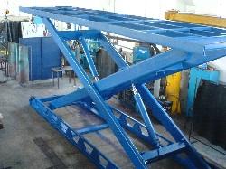 Dvizna platforma v proizvodnji